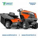 Tractor pentru tuns gazonul Husqvarna TC 142 T - 107cm - 15 CP