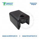 Consola fixare cablu acceleratie de cadrul manerului