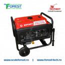 Generator curent monofazic 6.8kW Rotakt ROGE7000, benzina