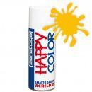 """Vopsea spray """"HAPPY COLOR"""" acrilic GALBEN CROM 400ml"""