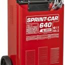 Incarcator pentru baterii 12-24V si starter Helvi SPRINT CAR 640 monofazic