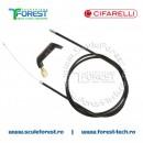 Cablu acceleratie atomizor Cifarelli M1200 complet
