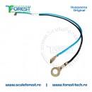 Cablu electric asamblat pentru drujba Husqvarna 455 Rancher, 460 Rancher