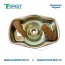 Clichet cu suport motocositoare Husqvarna 128C, 128R, 323C, 323R, 323RII, 325RX, 135R, 535RX