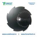 Disc (cutit) motocoasa Husqvarna Grass pt.iarba, 255mm, 8 dinti | SculeForest