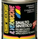 Email sintetic VERNICIONE culoare NEGRU OPAC - 125ml