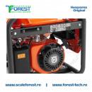 Generator curent monofazic 2.0kW Husqvarna G2500P, benzina