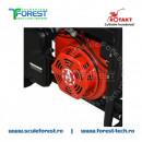 Generator curent monofazic 8.5kW ATS Rotakt ROGE8500D, benzina