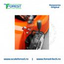 Masina de tuns gazonul Husqvarna LC 140P - 40cm / 2.63CP