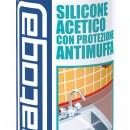 Silicon sanitar acetic antimucegai TRANSPARENT - 280ml