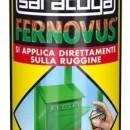 Spray vopsea gel FERNOVUS metalizat - 400 ml - culoare grafit antichizat