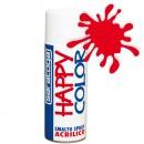 """Vopsea spray """"HAPPY COLOR"""" acrilic ROSU 400ml"""