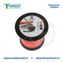 Fir motocoasa (damil) 2.4mm rola 240m Husqvarna Whisper
