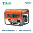 Generator de curent monofazat 2.8 kW Husqvarna G3200P, benzina
