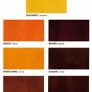 Lac lucios pentru lemn BRILLANT culoare MAHON - 750 ml