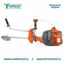 Motocoasa Husqvarna 555FXT - 3.8CP | SculeForest.ro