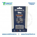 Set 6 cutite ENDURANCE pentru automower (robot de tuns gazonul) Husqvarna