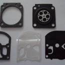 Set diafragme carburator drujba Husqvarna 570, 575 XP, 576 XP