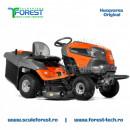 Tractor pentru tuns gazonul Husqvarna TC 242TX - 108 cm - 24.3 CP