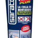 Adeziv montaj transparent - CHIODO FISSO PLUS - 125ml