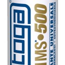 Adeziv sigilant universal NEWSIL® NMS • 500 de culoare ALBA - 290ml