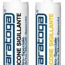 Silicon sigilant neutru PLASTIC * METAL * OGLINZI de culoare BRONZ - 280gr