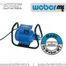 Unitate antrenare vibrator beton cu ax flexibil MVX Weber ( numai unitatea de antrenare )