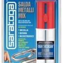 Adeziv bicomponent pentru metal UNIMETAL MIX - 25ml