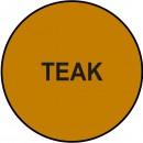 """Chit monocomponent pentru lemn """"GRAN CLASSE"""" culoare TEAK - 250ml"""