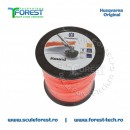 Fir motocoasa (damil) 2.4mm rola 240m Husqvarna OptiRound