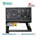 Generator curent monofazic 5.5kW Rotakt ROGE5500, benzina