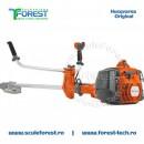 Motocoasa Husqvarna 555 FX - 3.8 CP | SculeForest.ro