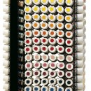 """Vopsea spray """"HAPPY COLOR"""" acrilic GRI ANTRACIT RAL 7016 400ml"""