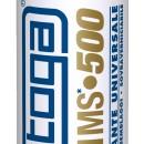 Adeziv sigilant universal NEWSIL® NMS • 500 de culoare NEGRU - 290ml