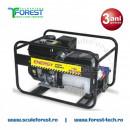Generator curent monofazic 6.2 kVA Energy 6500 MH, motor Honda, benzina
