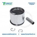 Piston original Husqvarna 128 R, 125 BVX
