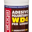 W.D4 adeziv poliuretanic monocomponent - 250gr.