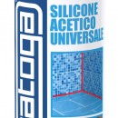 Silicon acetic universal TRANSPARENT - 280ml