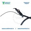 Cablu acceleratie COMPLET motocositoare Husqvarna 545 RX, 545 RXT