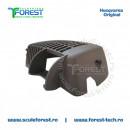 Capac protectie toba esapament motocoasa Husqvarna 128R, 128LDX, 128C
