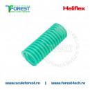 """Furtun absorbtie (aspiratie) Heliflex 50 mm pentru motopompe 2""""/ pret pe metru"""
