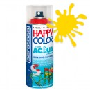 "VOPSEA SPRAY ""HAPPY COLOR AQUA"" PE BAZA DE APA GALBEN RAL 1023 - 400ml"