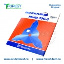 Disc (cutit) motocoasa Husqvarna pt.iarba, 300mm, 3 cutite | SculeForest
