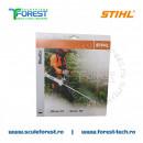 Disc (cutit) motocoasa Stihl, arbusti 200mm 22dinti | SculeForest