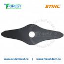Disc (cutit) motocoasa Stihl pt.iarba,260mm,2 aripi | SculeForest