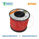 Fir motocoasa Stihl 2.7 mm (damil) la rola 208m | SculeForest.ro