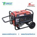 Generator curent monofazic 7.5kW Rotakt ROGE8500S, benzina