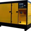 Generator de sudura stationar 18 kVA, Energy 18, motor Yanmar diesel 22CP