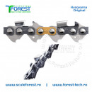 "Lant drujba Husqvarna X-CUT 15""(38cm), 32 dinti, pas 325, canal 1.3mm SP33G"
