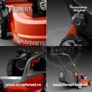 Masina de tuns gazonul Husqvarna LC 247 - 47cm / 2.45CP + Pachet Promo